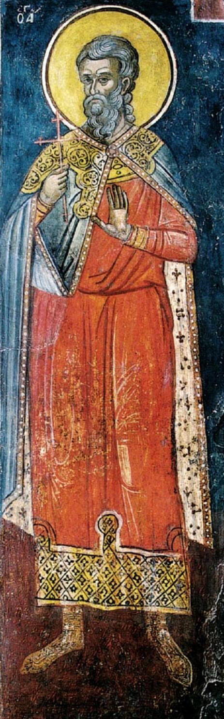 5. Sf Mc Foca gradinarul din Sinope, Turcia (320) 3.1