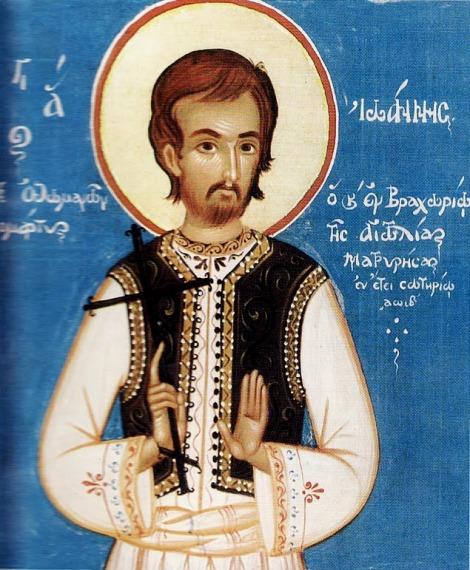 5. Sf Nou Mc Ioan din Conita (Konitsa), Grecia (1814) 1.1
