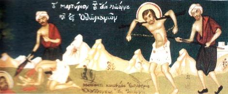 5. Sf Nou Mc Ioan din Conita (Konitsa), Grecia (1814) 2.1