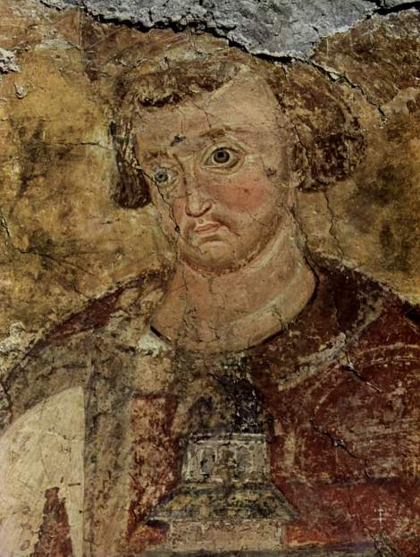 7. Sf Vladislav, rege al Serbiei (sec XIII) 17.1