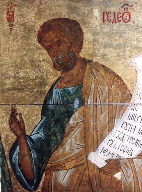 8. Sf si Dreptul Ghedeon (sec XVI i.Hr.) 1.1