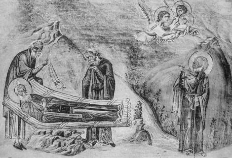 2. Sf Cuv Amun Nitriotul, Egipt (350 sau 352) 2.1
