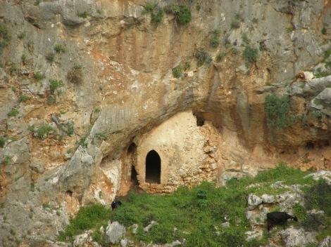 2. Sf Cuv Ioan pustnicul și cei 98 de pustnici împreună cu dânsul din Creta, Grecia 15