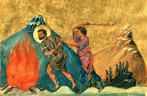 2. Sf Mc Florentie din Tesalonic, Grecia 2.1