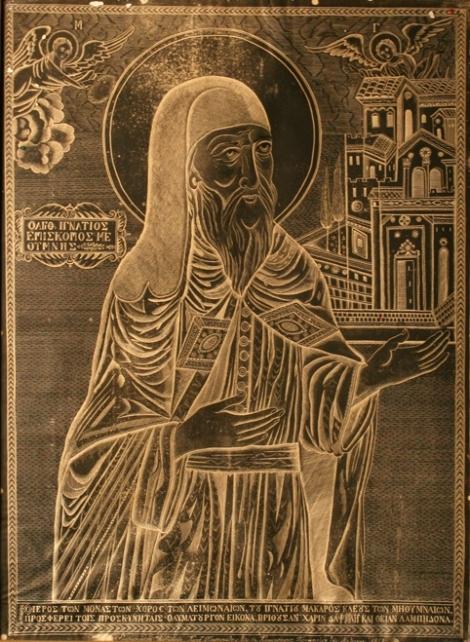 3. Sf Ier Ignatie, mitropolit de Mithimna, Grecia 2.1