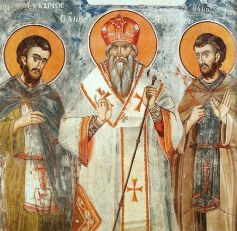 3. Sf Ier Nifon, patr Constantinopolului, si ucenicii sai, Sf Noi Mc Ioasaf si Macarie 2.1