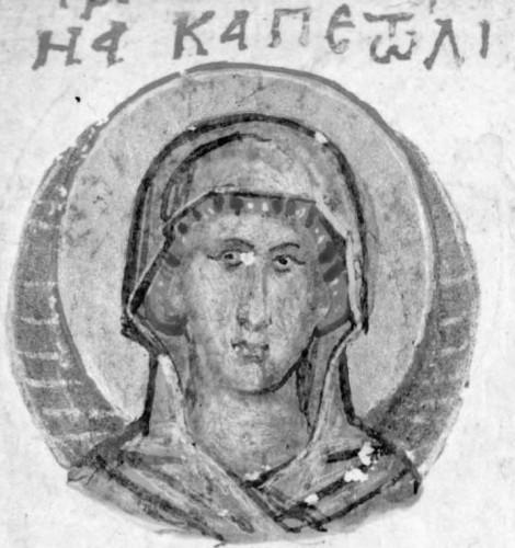 3. Sf Mc Capitolina din Capadocia (304) 4.1