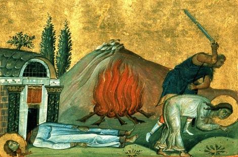 3. Sf Mc Capitolina si Erotiida din Capadocia (304) 1.1