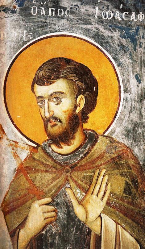 3. Sf Nou Mc Ioasaf din Sf Munte Athos, Grecia, ucenicul Sf Ier Nifon, patr Constantinopolului (1536) 1