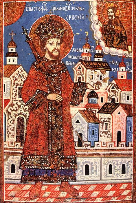 3. Sf Stefan Stelianovici, ultimul despot al Serbiei 3