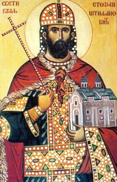 3. Sf Stefan Stelianovici, ultimul despot al Serbiei 5.1
