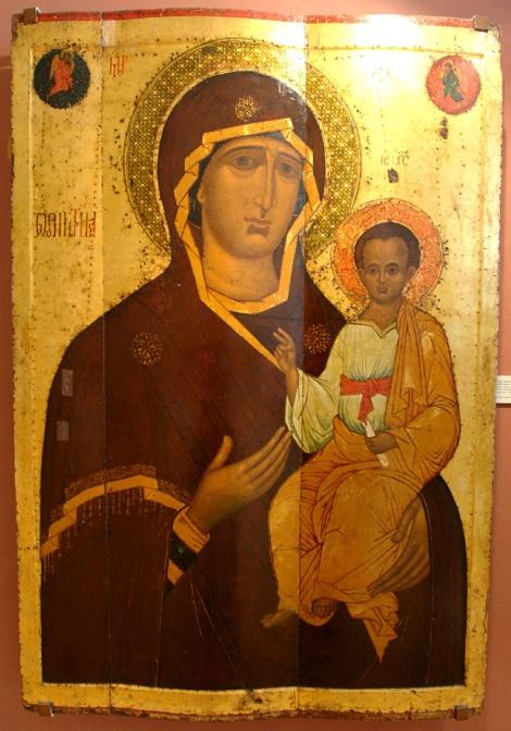 Icoana Maicii Domnului din Smolensk aflata in Iaroslav 2