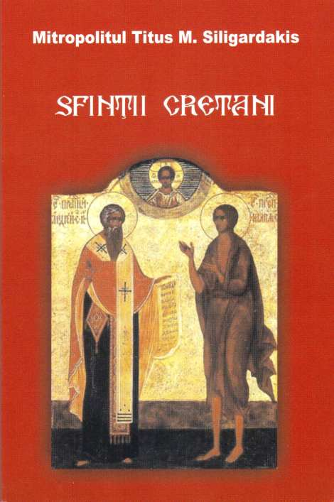 Sfinti cretani - carte