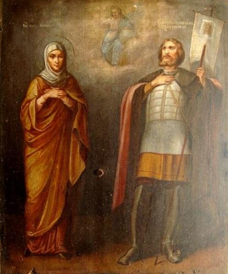 3. Sf Proorocita Ana, mama Sf Prooroc Samuel (sec IX i.Hr.) 9.1 si Sf Alexandru Nevski