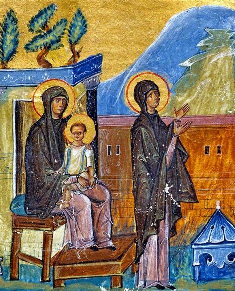 Sf Ana, mama Sf Prooroc Samuel 1.1
