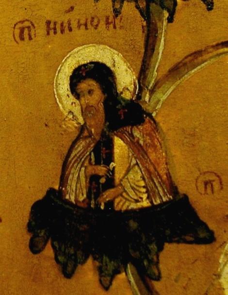Sf Cuv Nicon Suhoi sau cel Uscat de la Lavra Pesterilor din Kiev, Ucraina 2.1