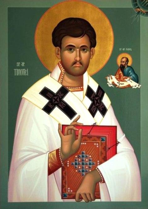 Sf Ap Timotei, ep Efesului 2.1