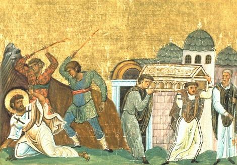 Sf Ap Timotei, ep Efesului 6.1