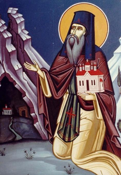 Sf Cuv Dionisie din Olimp, Grecia 12