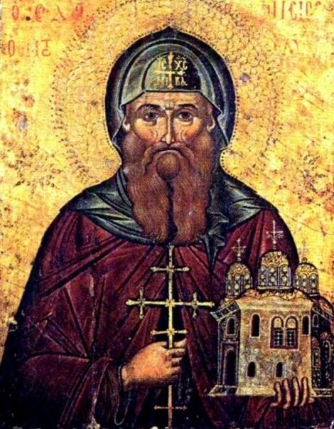 Sf Cuv Dionisie din Olimp, Grecia 15.1