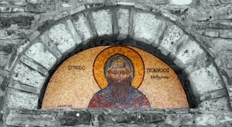 Sf Cuv Dionisie din Olimp, Grecia 8