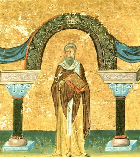 Sf Ier Agapit, ep Sinaului sau Sinadei, Frigia, Trucia (324) 1.1