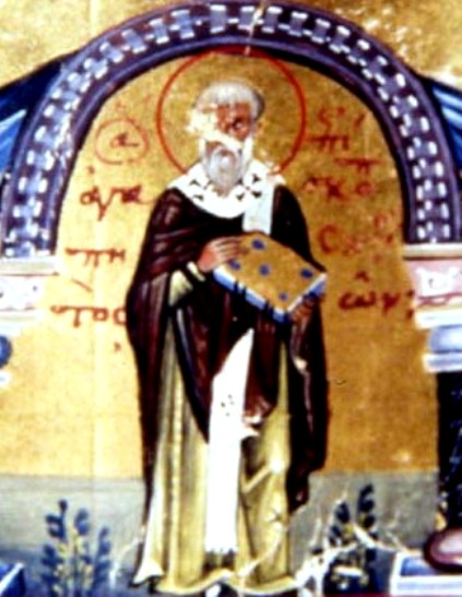 Sf Ier Agapit, ep Sinaului sau Sinadei, Frigia, Trucia (324) 2.1