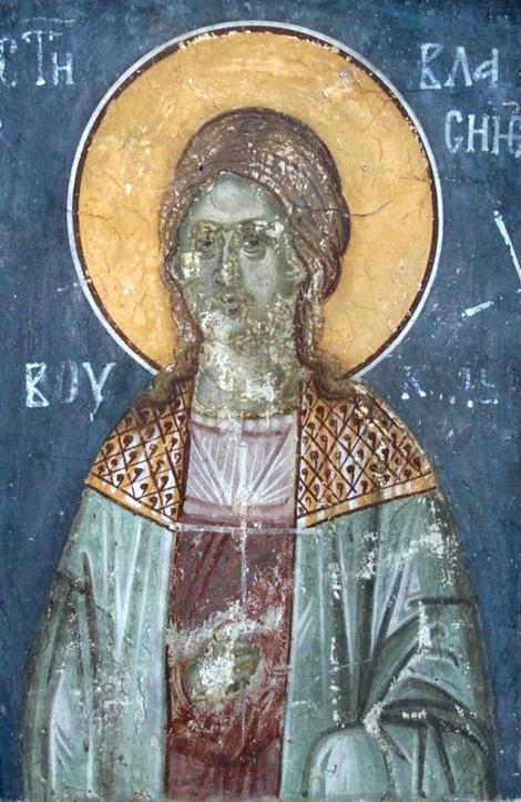 Sf Mc Vlasie Bouarul din Cezareea Capadociei, Turcia (sec III) 1.1