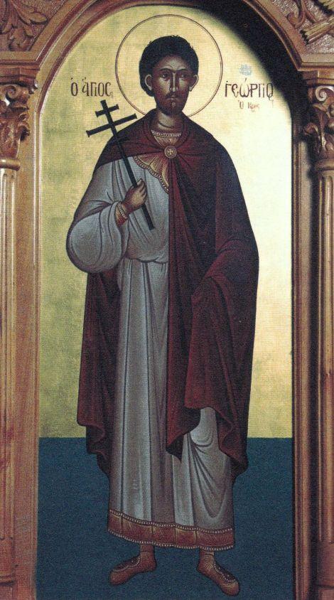Sf Nou Mc Gheorghe din Alikianos, Creta, Grecia (1867) 5