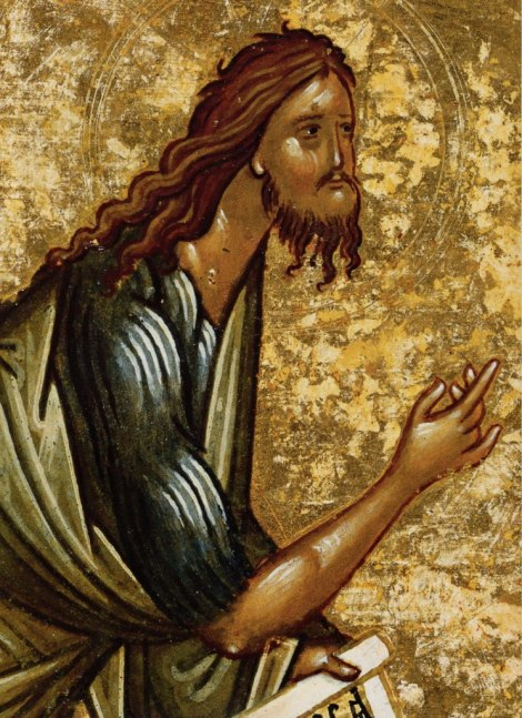 Sf Prooroc Ioan Botezatorul 3