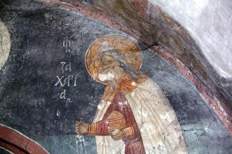 Sf Prooroc Zaharia, tatal Sf Ioan Botezatorul 2