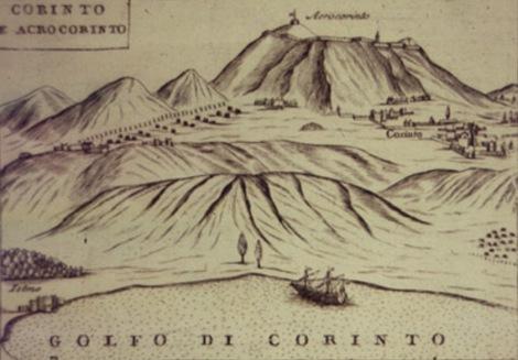 Corint 2.1 Coronelli, 1685