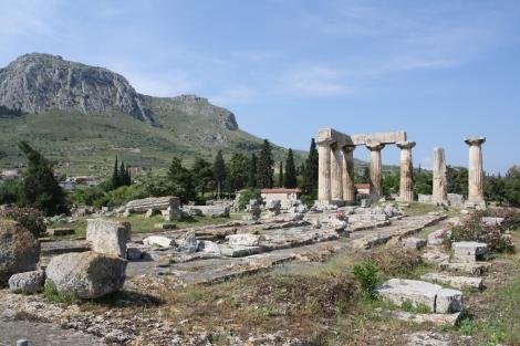Corintul Antic, Grecia 1