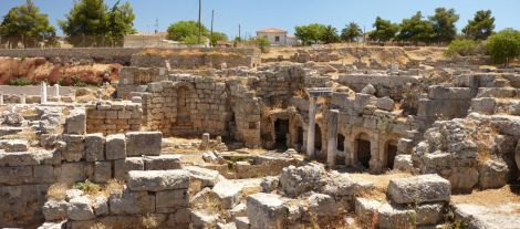Corintul Antic, Grecia 3