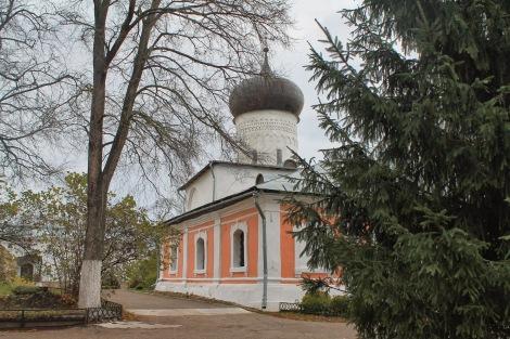 Man Snetogorsk, Pskov, Rusia 5