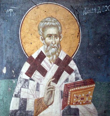 Sf Ier Diadoh, episcop al Foticeii, Epir, Grecia (sec V) 1.1