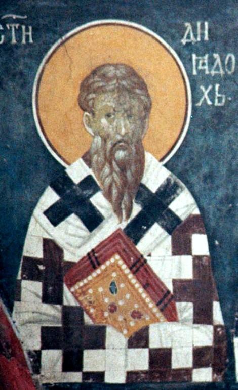 Sf Ier Diadoh, episcop al Foticeii, Epir, Grecia (sec V) 2.1