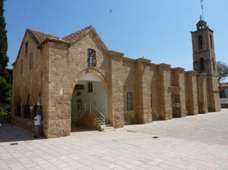 Biserica Sf Ioan din Lefkosia, Cipru 1