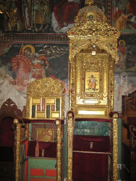 Biserica Sf Ioan din Lefkosia, Cipru 12
