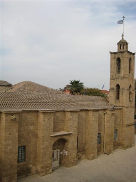 Biserica Sf Ioan din Lefkosia, Cipru 2