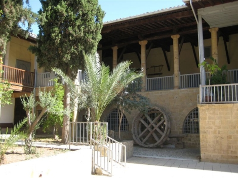 Biserica Sf Ioan din Lefkosia, Cipru 5
