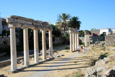 Insula Kos, Grecia 4