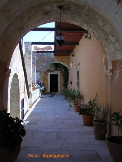 Man Sf Treime Tzagarolon, Insula Creta, Grecia 10
