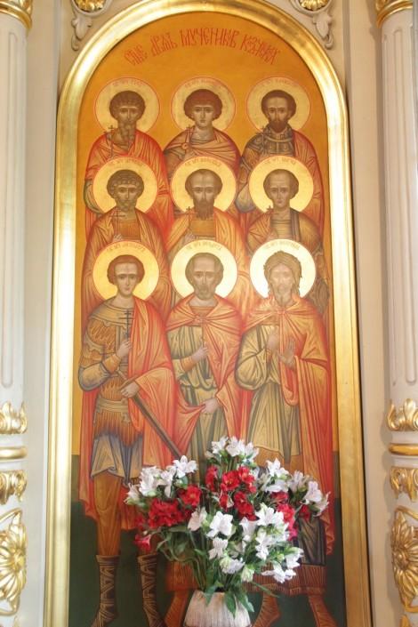 Sf 9 Mc Teognis, Ruf, Antipatru, Teostih, Artemas, Magnon, Teodot, Tavmasie, Filimon din Cizic 5