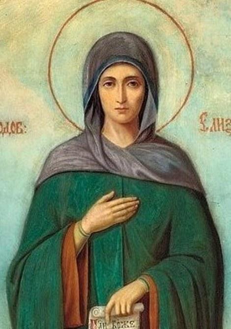 Sf Cuv Elisabeta din Constantinopol 1.2
