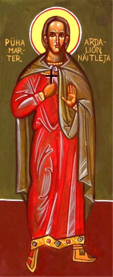 Sf Mc Ardalion comediantul sau mimul (300) 1.1
