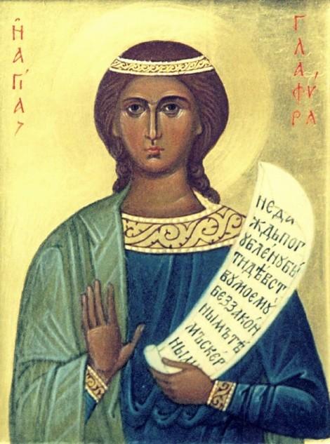Sf Mc Glafira fecioara din Amasea (322) 4.1