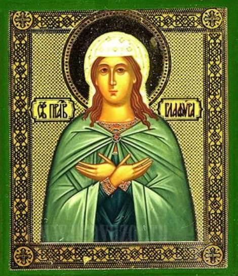 Sf Mc Glafira fecioara din Amasea (322) 5.1