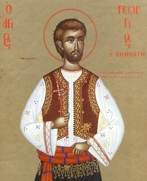Sf Nou Mc Gheorghe din Cipru 2