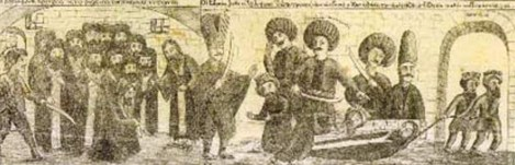 Sf Sf Mc Grigorie al V-lea, patriarhul Constantinopolului (1821) 3.2